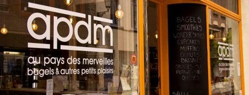 APDM - Au Pays des Merveilles is one of BRUXELLES.