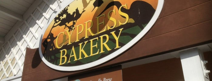 Cypress Bakery is one of My vacation @ FL2.