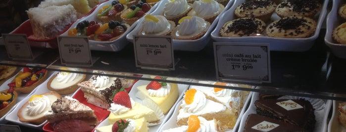 la Madeleine French Bakery & Café Clearlake is one of สถานที่ที่ Alkeisha ถูกใจ.