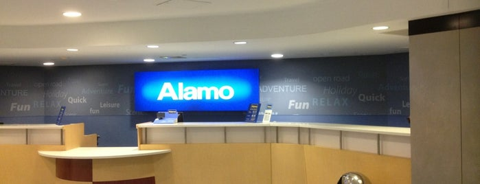 Alamo Rent a Car is one of Consta 님이 좋아한 장소.