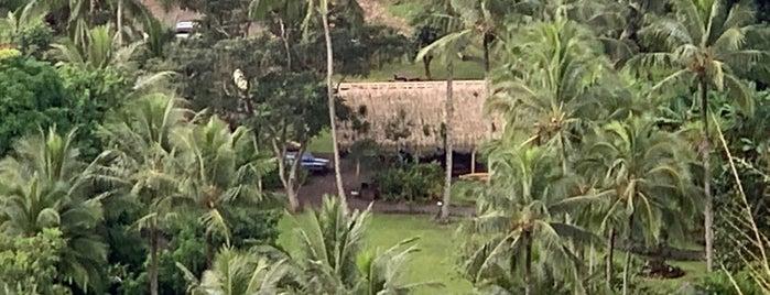 Wailua Heritage Trail is one of Kauai.