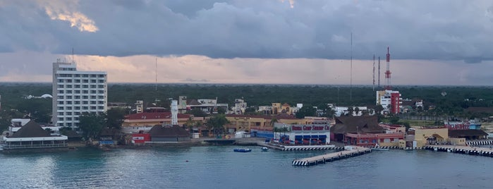 Port of Cozumel is one of Kawika 님이 좋아한 장소.