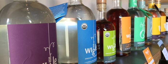 Wigle Whiskey is one of America's Top 20 Distilleries.