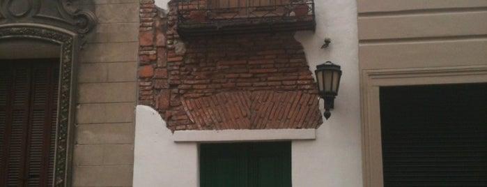 La Casa Mínima is one of Tempat yang Disukai Any.
