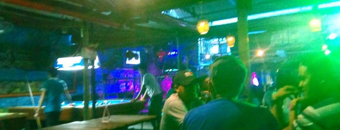 lakay billiards is one of Julius's Liked Places.