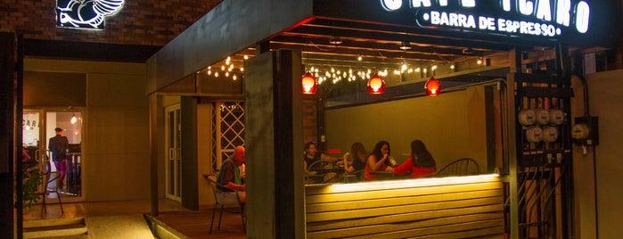 Café Ícaro is one of Pamela'nın Beğendiği Mekanlar.