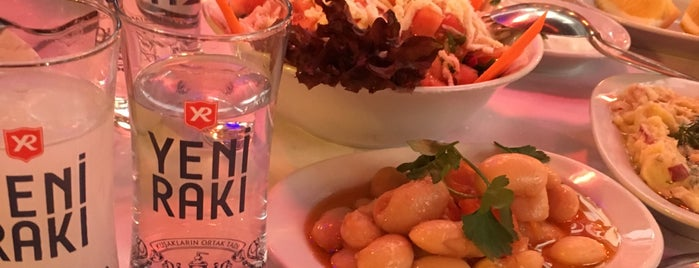 Nevizade Meyhanesi is one of Istanbul Restaurants, Cafes, Clubs.