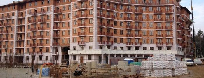 ЖК «Опалиха O₂» is one of Alex: сохраненные места.
