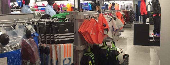 adidas Outlet is one of Madrid.