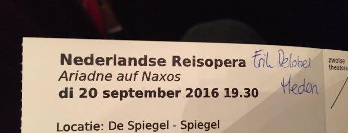 Theater De Spiegel is one of Friesland & Overijssel.