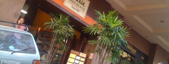 Chocolateria Maria Chocolate is one of MG.