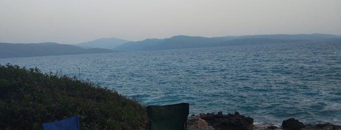 Kandilli Koyu is one of Orte, die Burak gefallen.