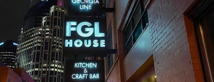 Florida Georgia Line House is one of Tempat yang Disukai Rashida.