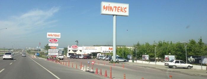 Minteks is one of Mehmet'in Beğendiği Mekanlar.