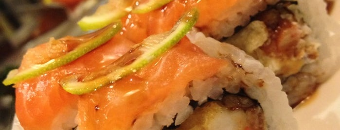 Edo Sushi Bar is one of Have been..