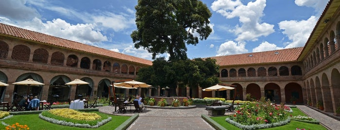 Belmond Hotel Monasterio is one of Fábioさんのお気に入りスポット.