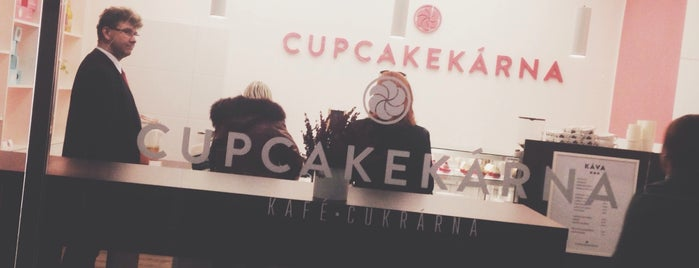 Cupcakekárna is one of Want to Try.