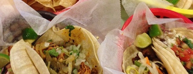 Big Truck Tacos is one of America's Greatest Taco Spots.