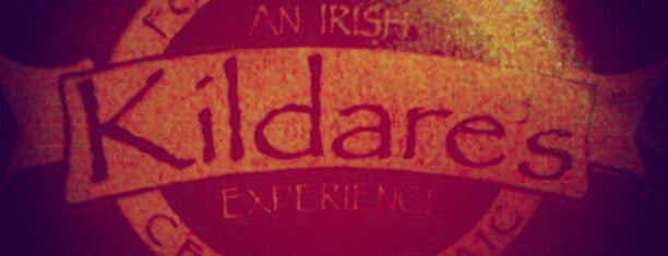 Kildare's Irish Pub is one of Lieux qui ont plu à Topher.