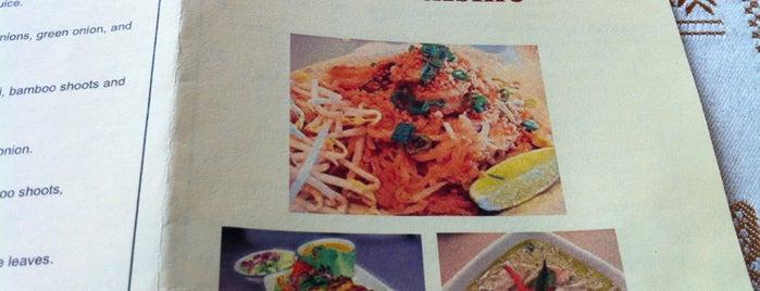 Aroy-D Thai is one of 20 favorite restaurants.