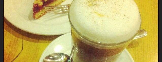 Café Colonia is one of Food & Fun - Santiago de Chile.
