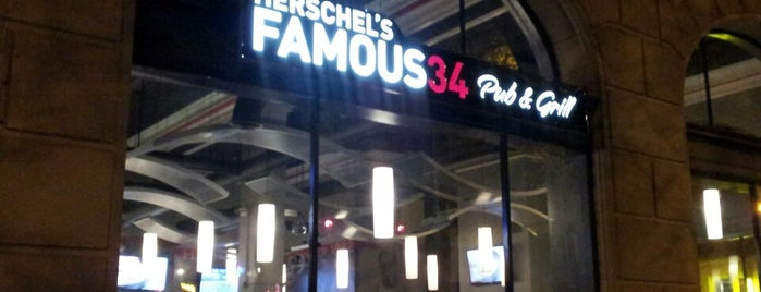 Herschel's 34 Chicken & Ribs Kitchen is one of Good Athens Eats.