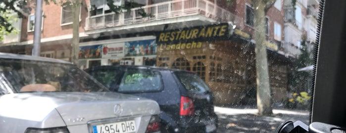 L'Andecha is one of ¡Bravo por las Bravas!.