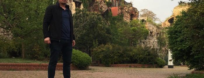 Küçük Ayasofya is one of istanbulda yapilacaklar.