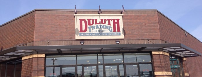 Duluth Trading Company is one of Jさんのお気に入りスポット.