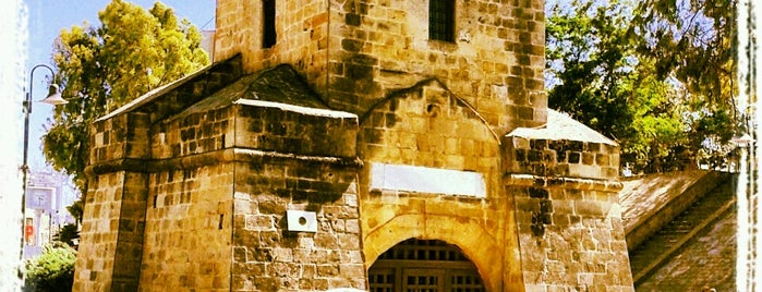 Kyrenia Gate is one of Lugares guardados de ASYA.