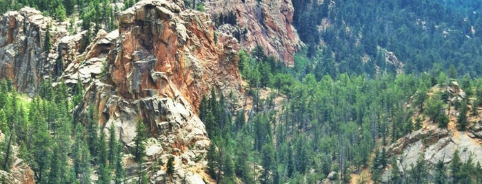 Staunton State Park is one of Denver.