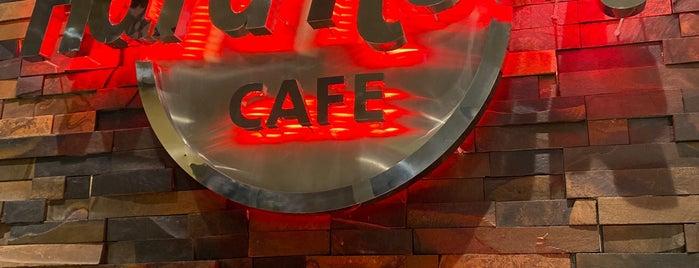 Hard Rock Cafe Gramado is one of Posti che sono piaciuti a Kleber.