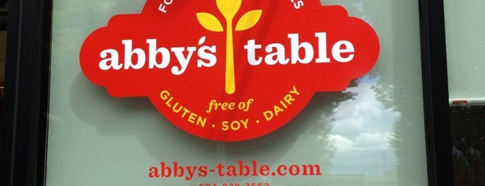 Abby's Table is one of Portlandia.