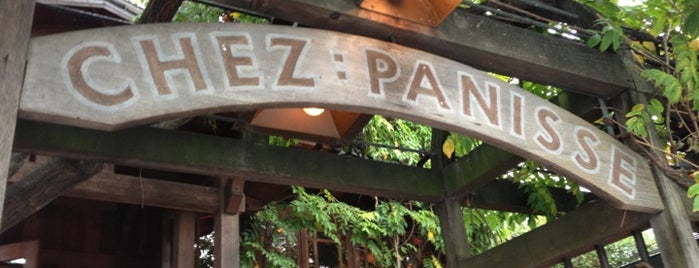 Chez Panisse is one of Places I gotta go to (wish list).