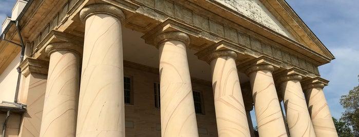 Arlington House is one of Washington DC.