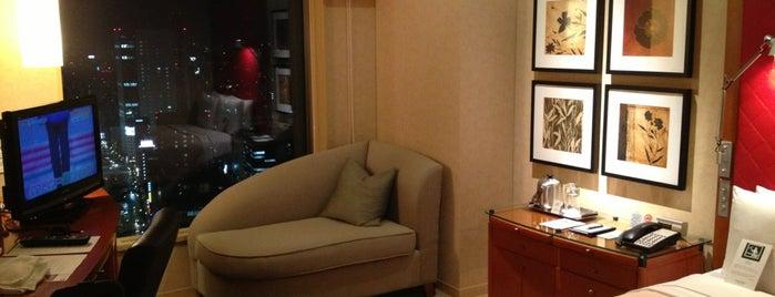 Royal Park Hotel The Shiodome is one of Lidija'nın Beğendiği Mekanlar.