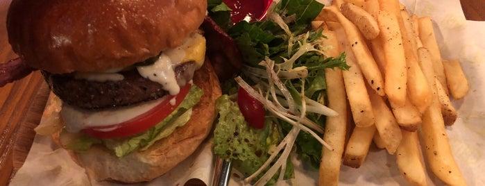 Take Five Burger & Kitchen is one of Francisco 님이 좋아한 장소.
