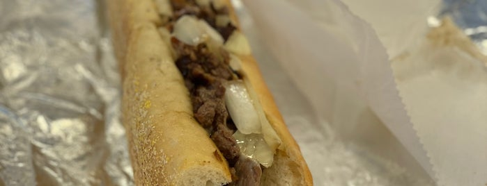 Poes Sandwich Joint is one of philly.