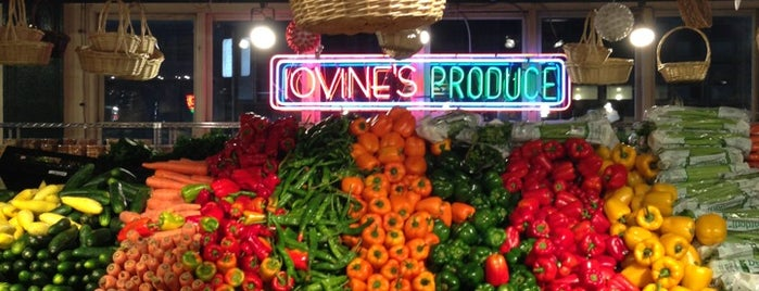 Iovine Brothers Produce is one of David'in Beğendiği Mekanlar.