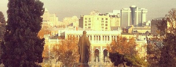 Nizami Parkı is one of Baku, AZ.