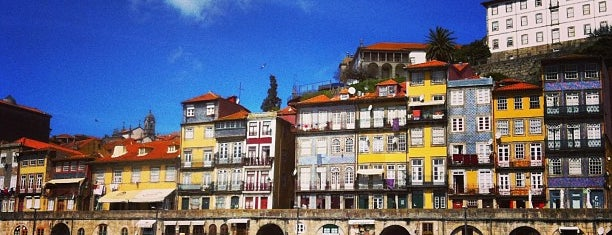 Rio Douro is one of Porto.