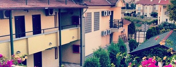 Ten Apart Otel is one of Fethiye & Ölüdeniz & Göcek.