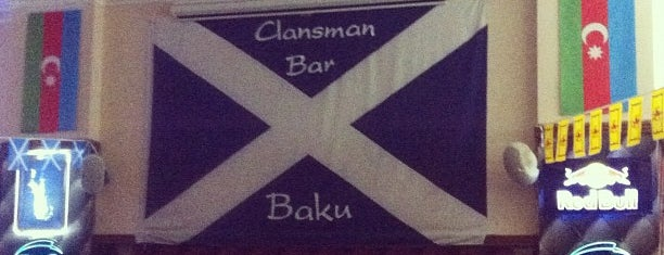 The Clansman is one of Baku.