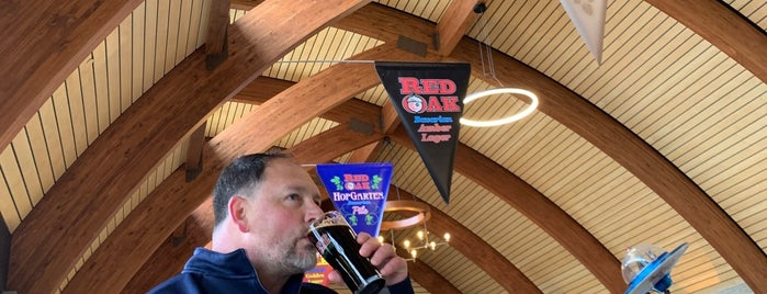 Red Oak Lager Haus is one of Breweries or Bust 3.