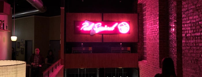 The Pink Squirrel is one of Bars & Drinks_Chicago.