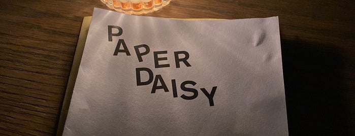Paper Daisy is one of Rafiさんの保存済みスポット.