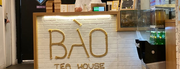 Bao Tea House is one of Lunch.