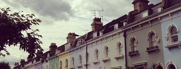 Goldhawk Road/Wingate Road is one of London.