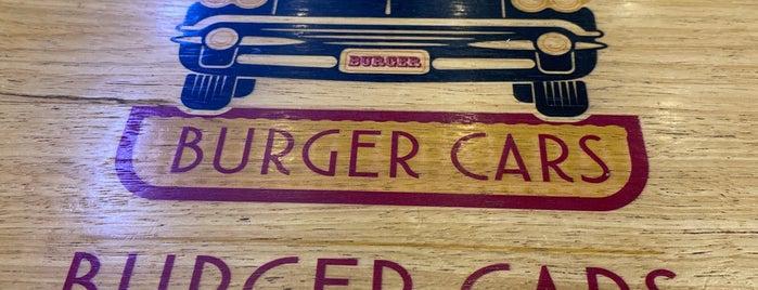 Burger Cars is one of Tempat yang Disukai Oktunç.