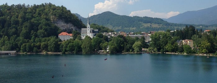 Hotel Park is one of Bled and Soca Valley.